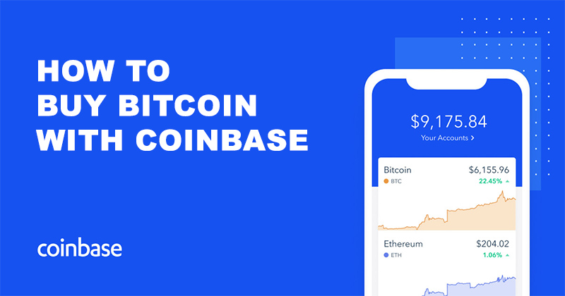 Buy Bitcoin With Coinbase