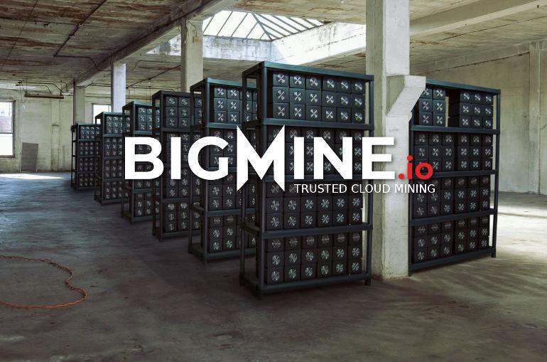 Bigmine Cloud Mining