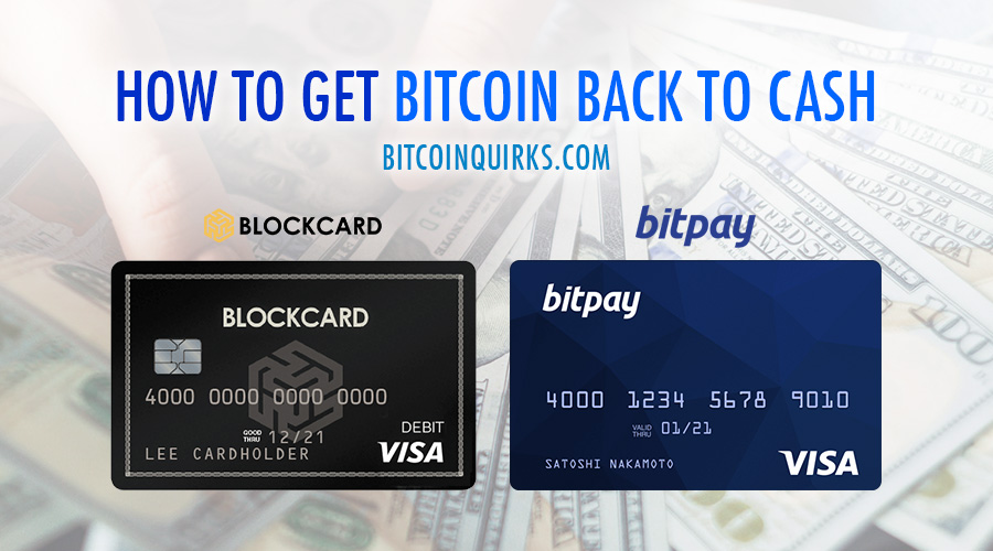 Bitcoin To Cash Cover