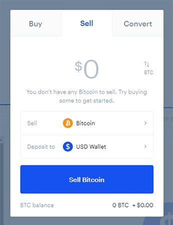 Coinbase Withdrawal