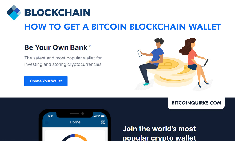 How To Get A Bitcoin Blockchain Wallet
