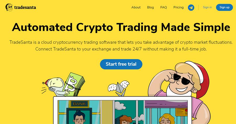 Tradesanta Trading