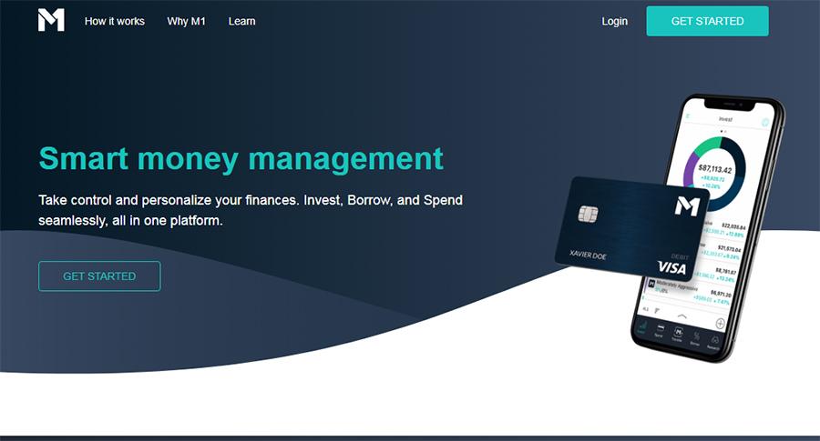 M1 Finance - Stock Investing
