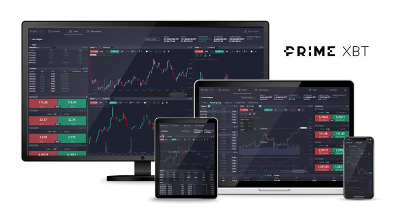 Primexbt Margin & Leverage Trading