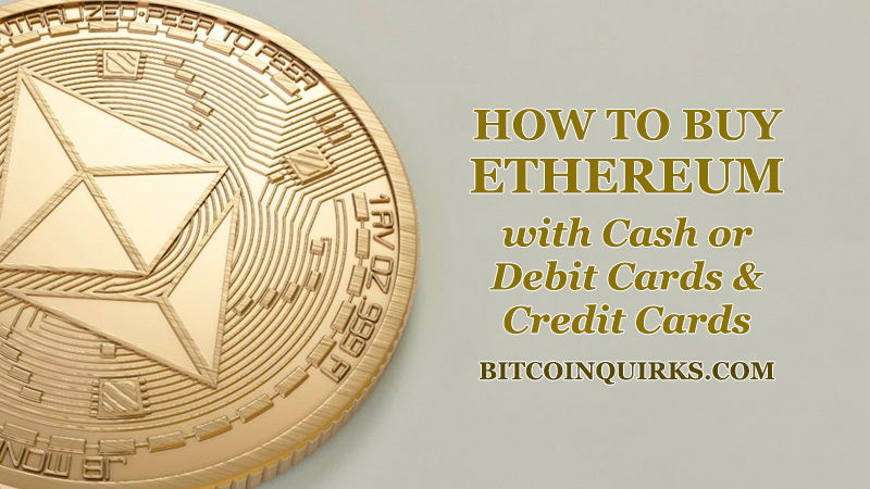 How To Buy Ethereum Online