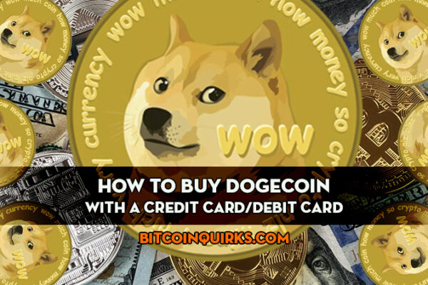 how to buy dogecoin with credit card