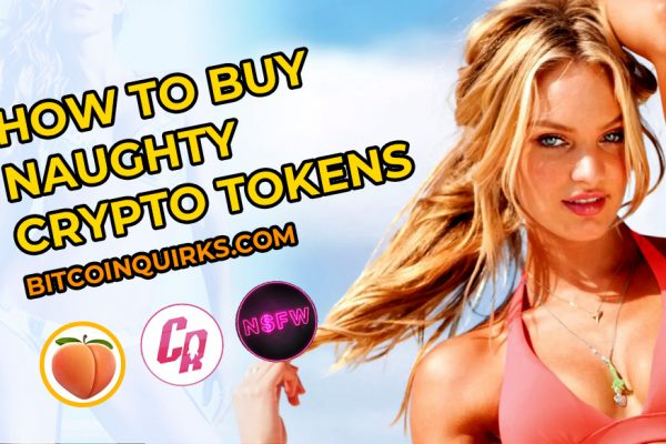 How To Buy Naughty Crypto Tokens - $PORNROCKET $CUMMIES $NSFW