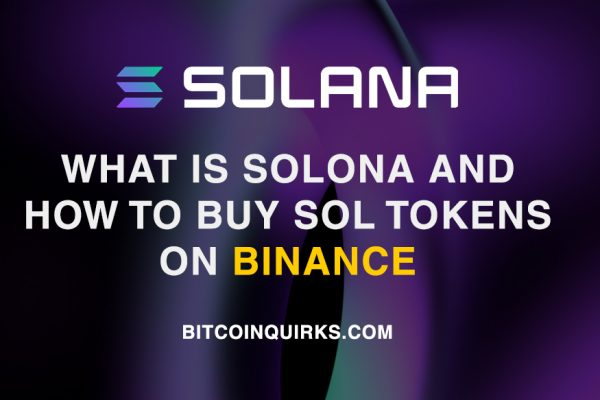what is solona and how to buy sol tokens on binance